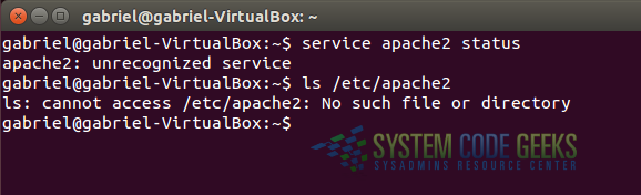 Figure 7: Checking the status after restoring the virtual machine to a previous snapshot