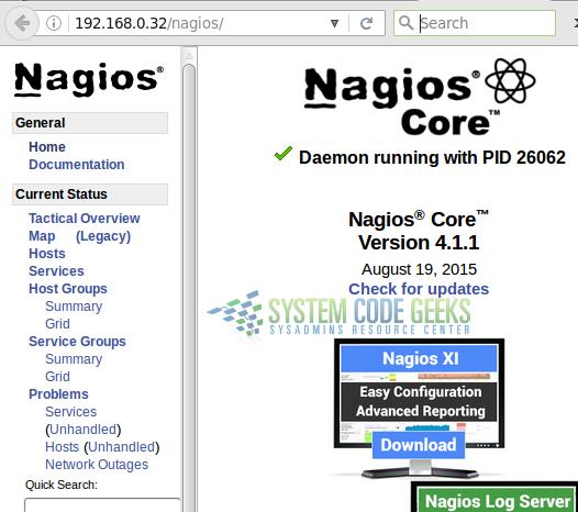 Nagios Core Installation and Configuration on Ubuntu Server