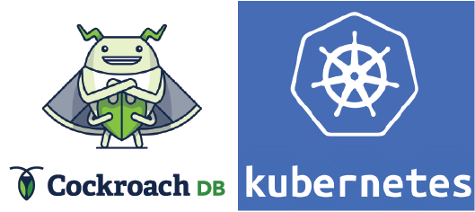 CockroachDB cloud native SQL database Kubernetes logo